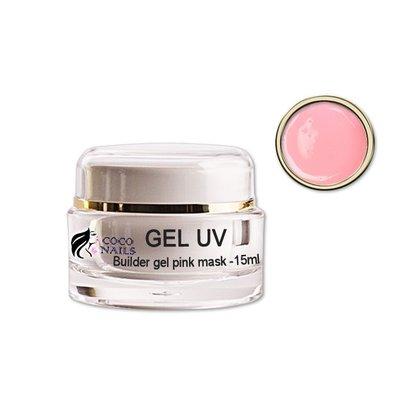 Coconails Builder uv gel pink mask 15 ml