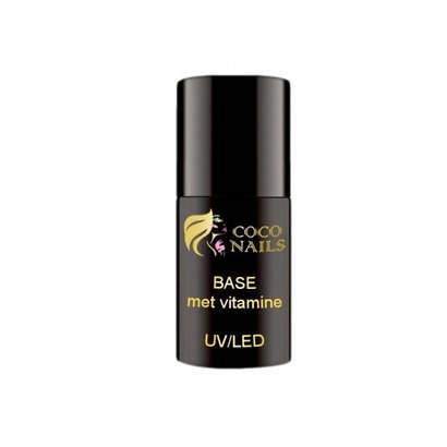 Mega Beauty Shop® Base met vitamine 5 ml