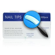 Tips naturel tipbox 500 stuks