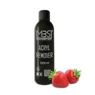 MBS Acryl remover (1000 ml)     met aardbeiengeur
