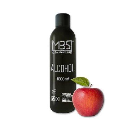 Mega Beauty Shop® Alcohol (1000 ml)    met appelgeur