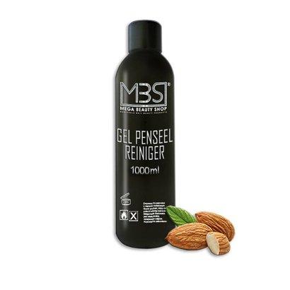 Mega Beauty Shop® Gel penseelreiniger (1000 ml)   met amandelgeur