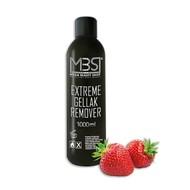 MBS Extreme gellak remover (1000 ml)    met aardbeiengeur