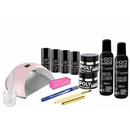 Mega Beauty Shop® Poly Systeem startpakket 10