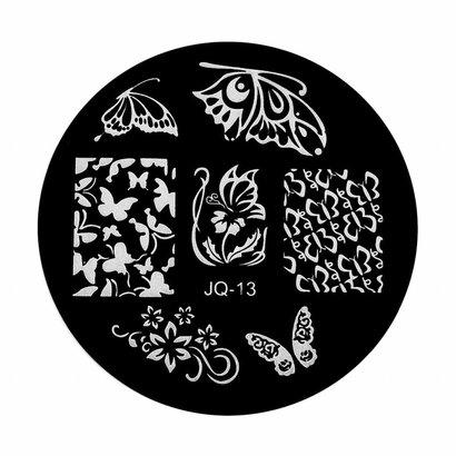 Mega Beauty Shop® Stamping Plate
