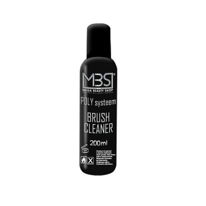 Mega Beauty Shop® POLY Systeem  Brush Cleaner (200 ml)