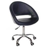 Merkloos Werkstoel  PRO zwart