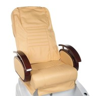 Mega Beauty Shop® SPA Pedicurestoel met massage Beige