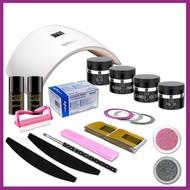Mega Beauty Shop® Uv gel startpakket met SUN9 lamp  MBS® (3)