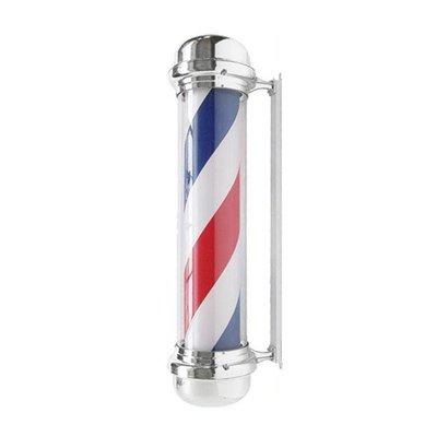 Merkloos Reclame verlichting Barber Shop groot