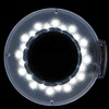 Mega Beauty Shop® LED Loeplamp + statief - Zwart