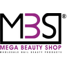 Mega Beauty Shop® Rechte  vijlen zebra  100/180  50st.