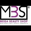 Mega Beauty Shop® Banana  vijlen zebra  100/180