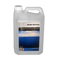 Mega Beauty Shop® Demi Water 5 liter