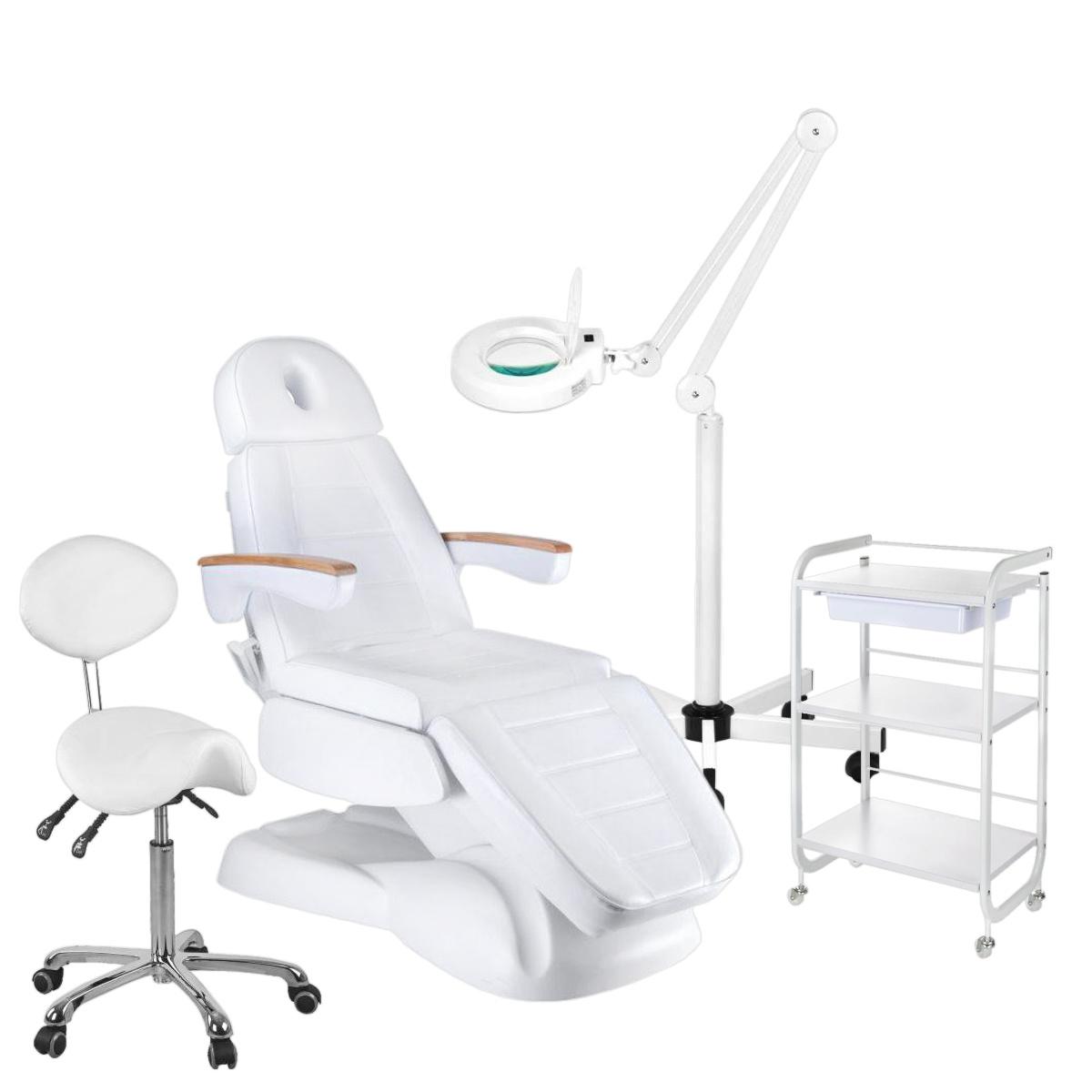 Behandelstoel,pedicurestoel startersetMegabeautyshopBeauty
