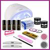 Mega Beauty Shop® Uv gel startpakket met Sunone lamp  MBS®  (6)