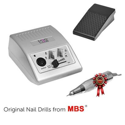 Mega Beauty Shop® Nagelfrees JD500 35Watt - zilver Originele MBS®