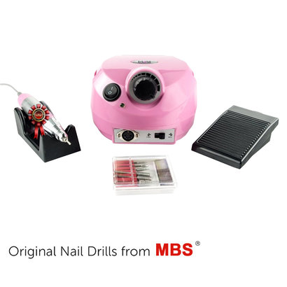 Mega Beauty Shop® Nagelfrees roze Originele MBS®