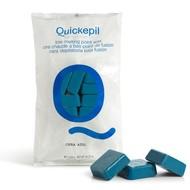 QUICKEPIL Ontharingswax blokken 1kg. Blauw