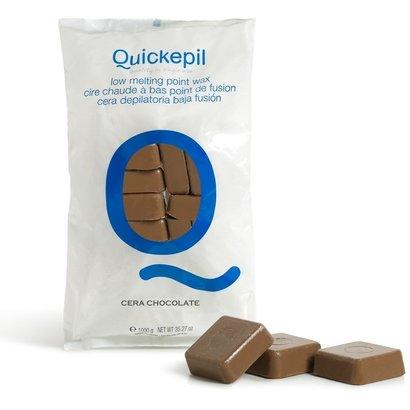 QUICKEPIL Ontharingshars blokken 1kg. Choco