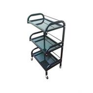 Mega Beauty Shop® Instrumententafel   Zwart -glas