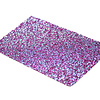 Mega Beauty Shop® Glittermat Roze-Zilver