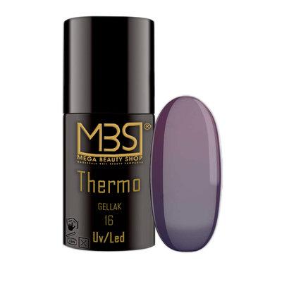 Mega Beauty Shop® Thermo gellak  5ml.   T16