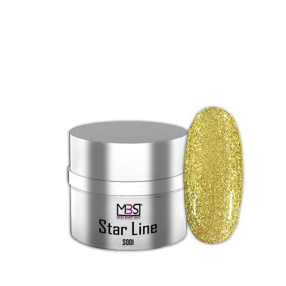 Mega Beauty Shop®  Color gel Glitter  UV/LED  (S012)