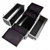Mega Beauty Shop® Aluminium Koffer mat Zilvergrijs