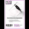 Mega Beauty Shop® Gezichtscherm/ Gezichtsbescherming