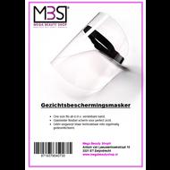 Mega Beauty Shop® Gezichtscherm/Gezichtsbescherming
