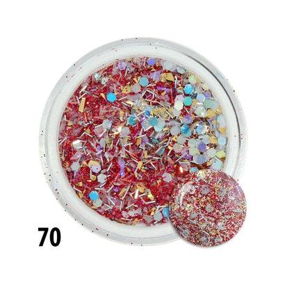 Merkloos Acryl poeder (70)