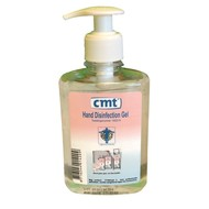 CMT Alcoholgel pomp 250 ml.