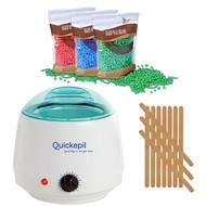 QUICKEPIL Waxapparaat Quickepil starterset 18. 175Watt
