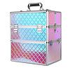 Mega Beauty Shop® Koffer groot Unicorn met opbergvakken