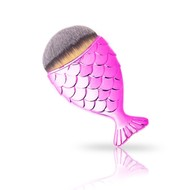 Mega Beauty Shop® Mermaid brush Dark pink