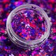 Mega Beauty Shop® Vlinders met een holografische shine (05)