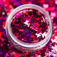 Mega Beauty Shop® Vlinders met een holografische shine (06)