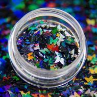 Mega Beauty Shop® Vlinders met een holografische shine (10)