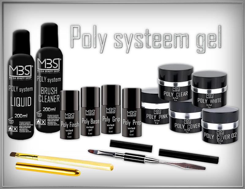POLY SYSTEEM  STARTPAKKETTEN