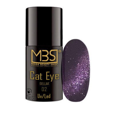 Mega Beauty Shop® Cat Eye Gellak (02)