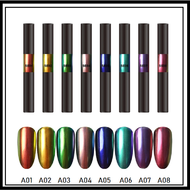Mega Beauty Shop® Nail art Aurora pigment pen set (06)