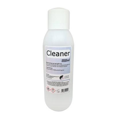 Coconails Cleaner  Blauw 1000 ml