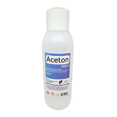 Coconails Aceton 1000ml.
