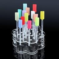 Merkloos Nail Art Pop Sticks Display 32stuks