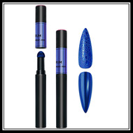 Mega Beauty Shop® Nail art Mirror pigment pen  Royal Blue