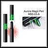 Mega Beauty Shop® Aurora pigment pen  Blue-Green-Gold