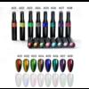Mega Beauty Shop® Aurora pigment pen  Purple-Blue-Gold