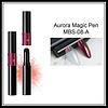Mega Beauty Shop® Aurora pigment pen  Red-Lilac-Gold