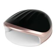 Mega Beauty Shop® Dual S1 UV/LED lamp 48 watt Black-Roze